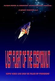 Last Flight of the Cosmonaut Poster