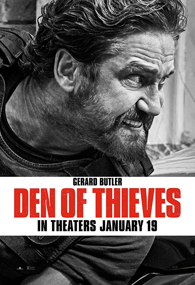 Fratia hotilor – Den of Thieves (2018), filme online subtitrat în Română