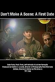 Don't Make a Scene Poster