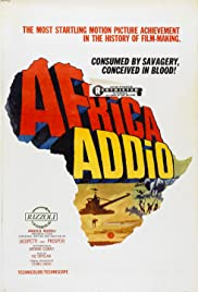 Africa addio (1966) Poster - Movie Forum, Cast, Reviews