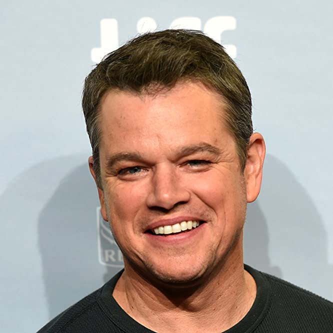 Matt Damon at an event for Downsizing (2017)
