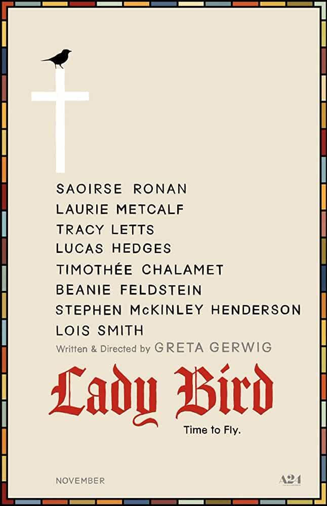 Lady Bird 2017 English 720p DVDScr full movie watch online freee download at movies365.ws