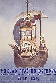 A Treasure on Bird Island Poster
