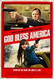 Bobcat Goldthwait of GOD BLESS AMERICA Poster