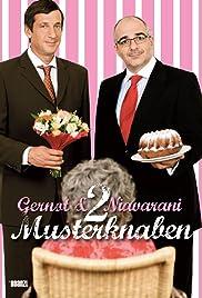 2 Musterknaben Poster
