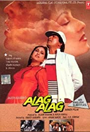 Alag Alag Poster