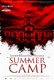 Summer Camp (2015) Poster - Movie Forum, Cast, Reviews