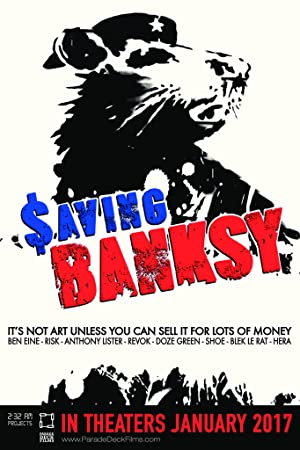 Permalink to Movie Saving Banksy (2017)