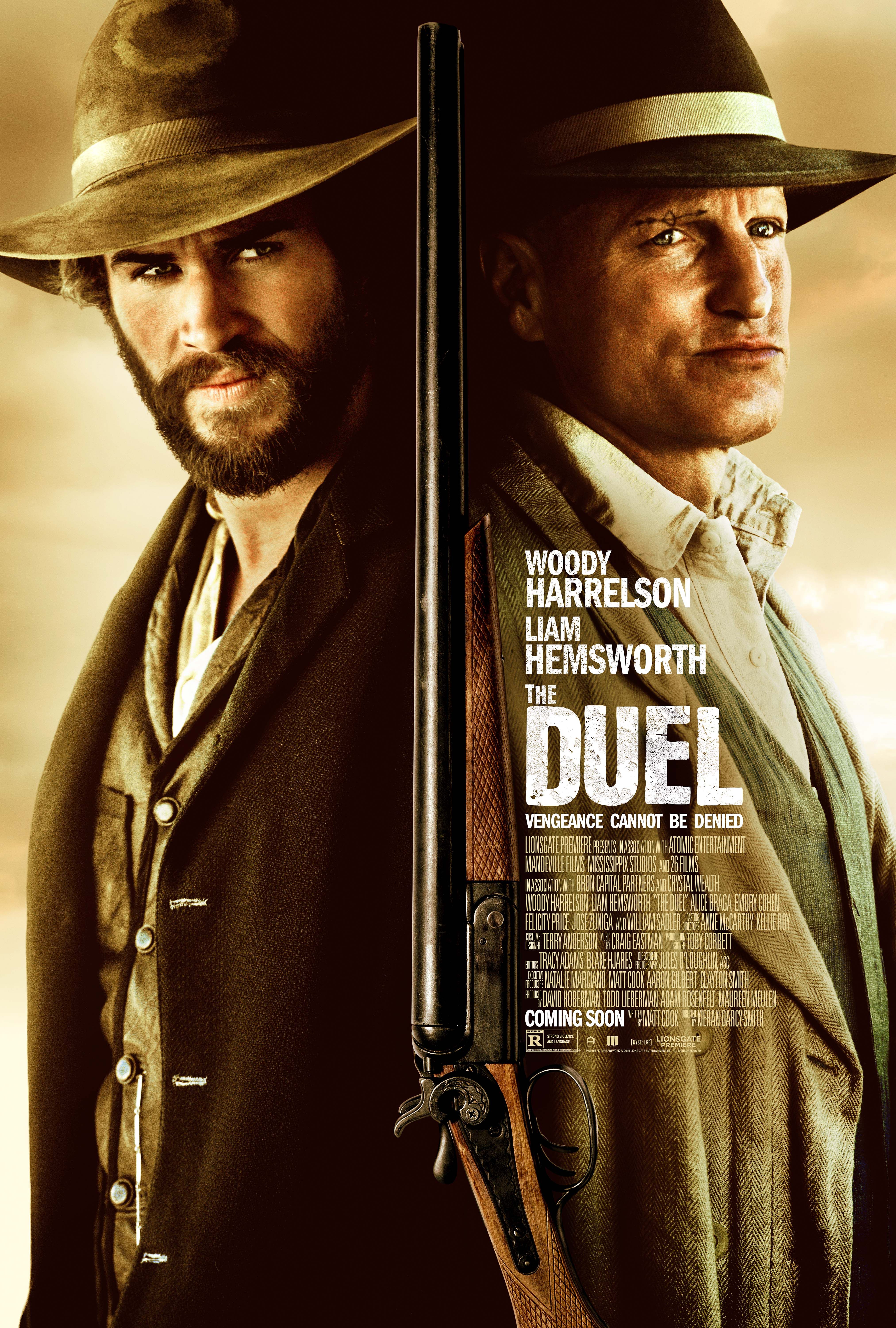 image The Duel (2016/I) Watch Full Movie Free Online