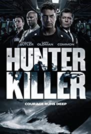 Hunter Killer (2017) Poster - Movie Forum, Cast, Reviews