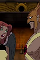 Image of Justice League Unlimited: Shadow of the Hawk