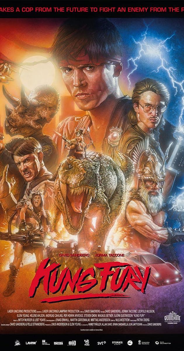 Kung Fury (2015) - IMDb