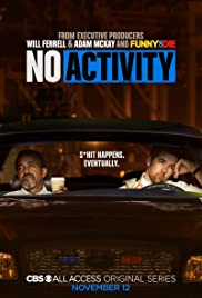 No Activity Poster