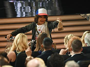 Gaten Matarazzo at an event for The 68th Primetime Emmy Awards (2016)
