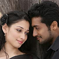 Suriya and Tamannaah Bhatia in Ayan (2009)