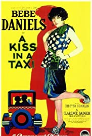A Kiss in a Taxi Poster