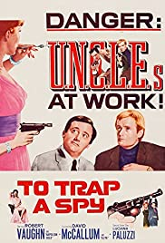 To Trap a Spy(1964) Poster - Movie Forum, Cast, Reviews