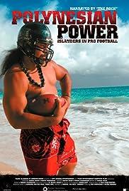 Polynesian Power Poster