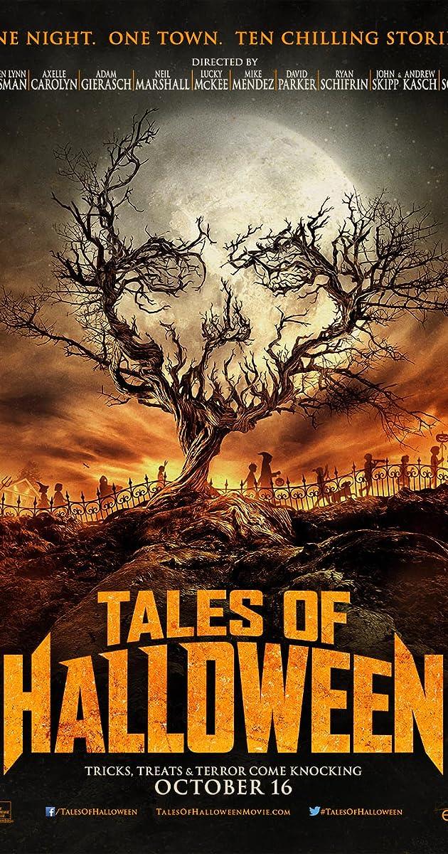 tales of halloween 2015 imdb - Story Of Halloween Movie