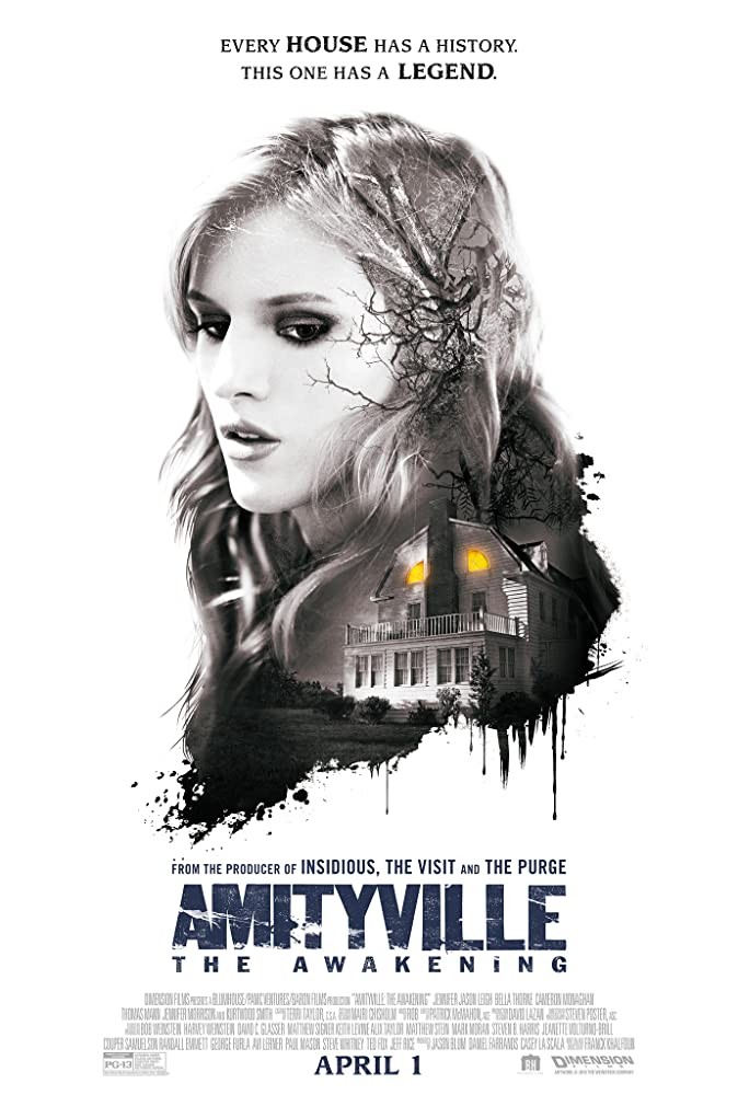 Amityville: The Awakening film poster