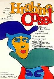 Hrabina Cosel Poster