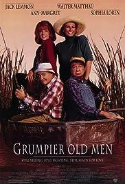 Grumpier Old Men(1995) Poster - Movie Forum, Cast, Reviews