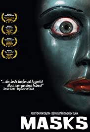 Masks (2011) Poster - Movie Forum, Cast, Reviews