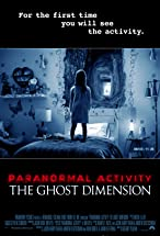 Primary image for Paranormal Activity: The Ghost Dimension