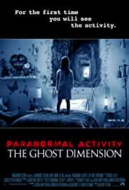 Paranormal Activity The Ghost Dimension 2015 BluRay 720p 800MB Dual Audio ( Hindi – English ) AC3 MKV