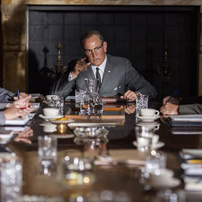 Woody Harrelson in LBJ (2016)