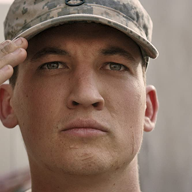 Miles Teller in Thank You for Your Service (2017)