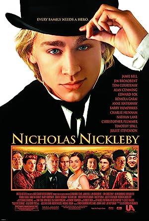 Nicholas Nickleby poster