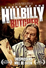 Legend of the Hillbilly Butcher Poster