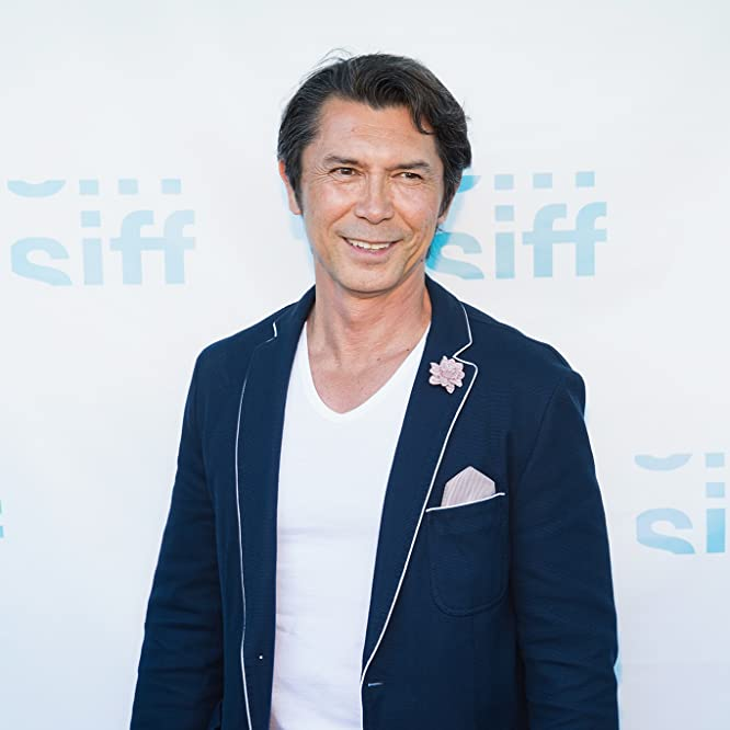 Lou Diamond Phillips at an event for The Night Stalker (2016)