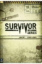 Image of WWE: Survivor Series Anthology, Vol. 1