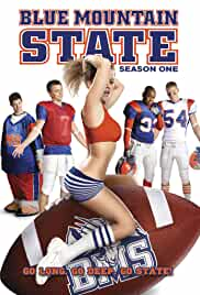 Blue Mountain State Affiche