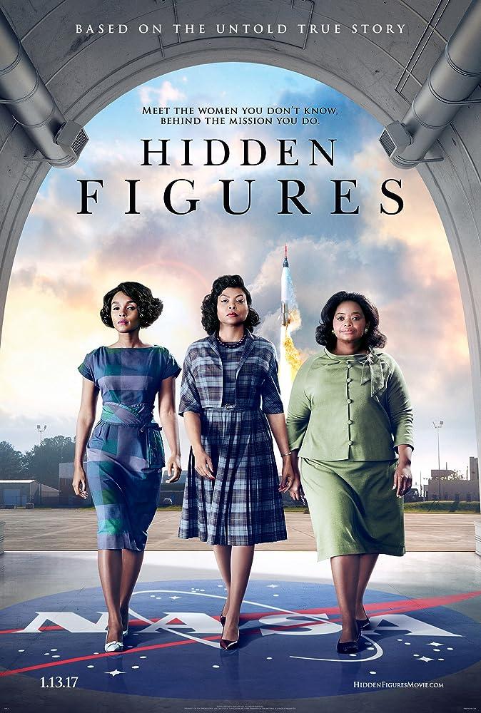 Hidden Figures Movie Poster