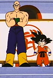 Final Match: Goku vs. Tien Shinhan Poster