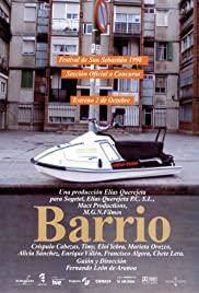 Barrio (1998) Poster - Movie Forum, Cast, Reviews