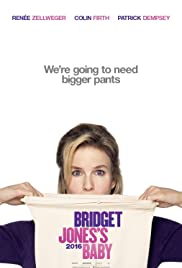 Bridget Jones' Baby (English)