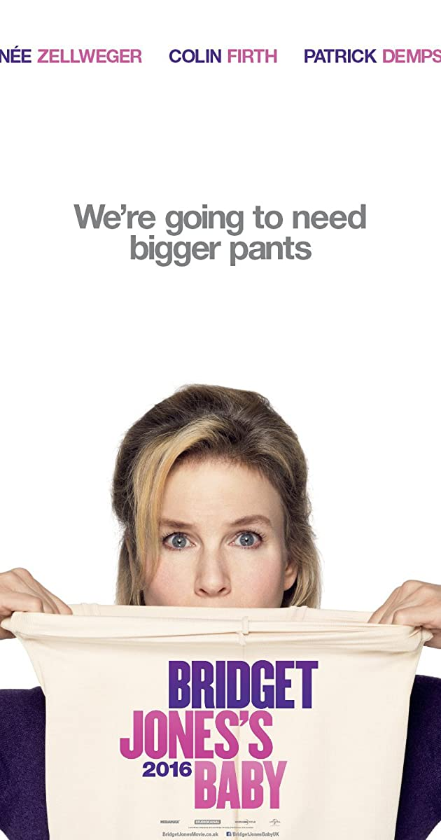 Bridžitos Džouns kūdikis / Bridget Jones's Baby (2016) Online