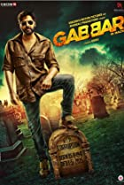 Image of Gabbar is Back