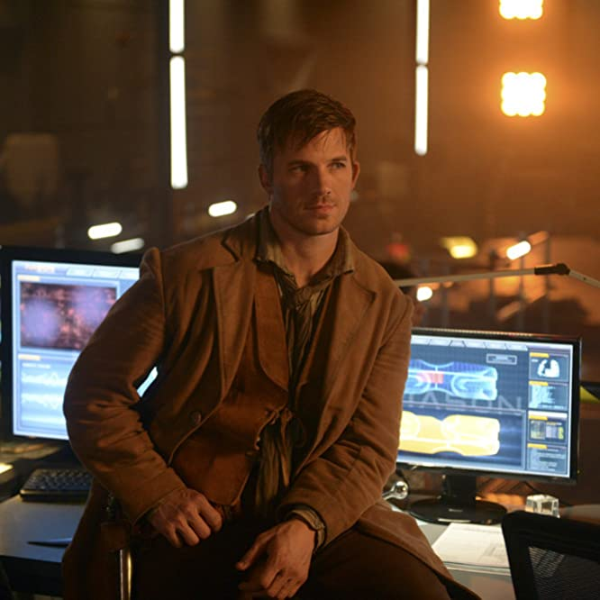 Matt Lanter in Timeless (2016)