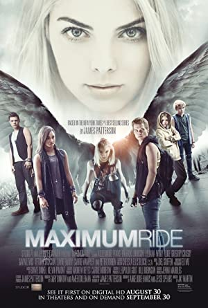 Maximum Ride Dublado