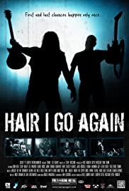 Hair I Go Again Poster