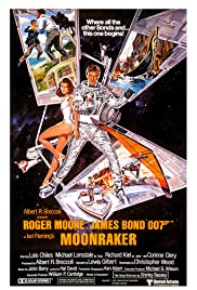 Moonraker (1979) Poster - Movie Forum, Cast, Reviews