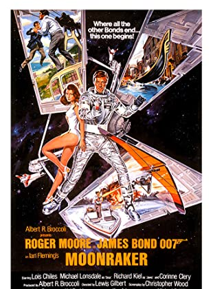 007 พยัคฆ์ร้ายเหนือเมฆ - James Bond 007 Moonraker