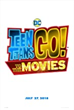 Primary image for Teen Titans Go! To the Movies