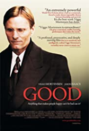 Good (2008) Poster - Movie Forum, Cast, Reviews