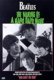 You Can't Do That! The Making of 'A Hard Day's Night' Poster